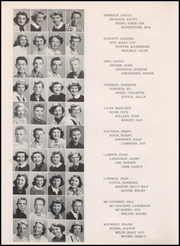 Page 114, 1951 Edition, Queen Anne High School - Grizzly Yearbook (Seattle, WA) online yearbook collection