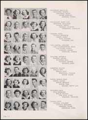 Page 116, 1951 Edition, Queen Anne High School - Grizzly Yearbook (Seattle, WA) online yearbook collection
