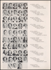 Page 118, 1951 Edition, Queen Anne High School - Grizzly Yearbook (Seattle, WA) online yearbook collection