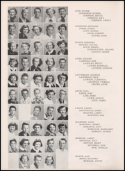 Page 120, 1951 Edition, Queen Anne High School - Grizzly Yearbook (Seattle, WA) online yearbook collection