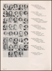 Page 122, 1951 Edition, Queen Anne High School - Grizzly Yearbook (Seattle, WA) online yearbook collection