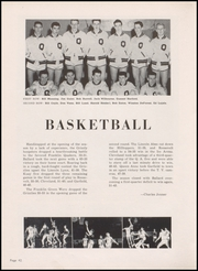 Page 46, 1951 Edition, Queen Anne High School - Grizzly Yearbook (Seattle, WA) online yearbook collection