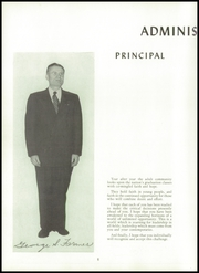 Page 12, 1956 Edition, Queen Anne High School - Grizzly Yearbook (Seattle, WA) online yearbook collection