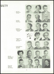 Page 15, 1956 Edition, Queen Anne High School - Grizzly Yearbook (Seattle, WA) online yearbook collection