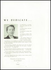 Page 8, 1956 Edition, Queen Anne High School - Grizzly Yearbook (Seattle, WA) online yearbook collection
