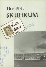Page 6, 1947 Edition, South Kitsap High School - Skuhkum Yearbook (Port Orchard, WA) online yearbook collection