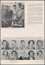 Page 17, 1949 Edition, South Kitsap High School - Skuhkum Yearbook (Port Orchard, WA) online yearbook collection