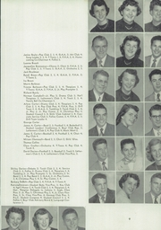 Page 13, 1953 Edition, South Kitsap High School - Skuhkum Yearbook (Port Orchard, WA) online yearbook collection