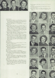 Page 15, 1953 Edition, South Kitsap High School - Skuhkum Yearbook (Port Orchard, WA) online yearbook collection