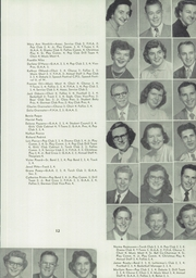 Page 17, 1953 Edition, South Kitsap High School - Skuhkum Yearbook (Port Orchard, WA) online yearbook collection
