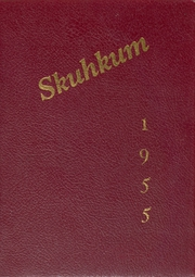 Page 1, 1955 Edition, South Kitsap High School - Skuhkum Yearbook (Port Orchard, WA) online yearbook collection