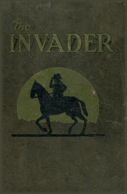 1925 Edition, Auburn High School - Invader Yearbook (Auburn, WA)