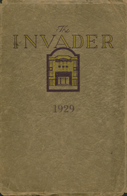 1929 Edition, Auburn High School - Invader Yearbook (Auburn, WA)