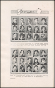 Page 38, 1930 Edition, Auburn High School - Invader Yearbook (Auburn, WA) online yearbook collection