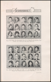 Page 39, 1930 Edition, Auburn High School - Invader Yearbook (Auburn, WA) online yearbook collection
