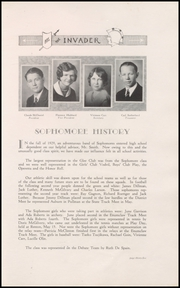 Page 41, 1930 Edition, Auburn High School - Invader Yearbook (Auburn, WA) online yearbook collection