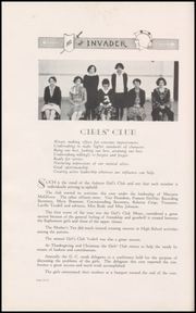 Page 48, 1930 Edition, Auburn High School - Invader Yearbook (Auburn, WA) online yearbook collection