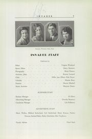 Page 11, 1931 Edition, Auburn High School - Invader Yearbook (Auburn, WA) online yearbook collection