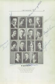 Page 13, 1931 Edition, Auburn High School - Invader Yearbook (Auburn, WA) online yearbook collection