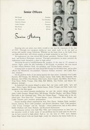 Page 14, 1943 Edition, Auburn High School - Invader Yearbook (Auburn, WA) online yearbook collection