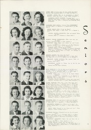Page 15, 1943 Edition, Auburn High School - Invader Yearbook (Auburn, WA) online yearbook collection