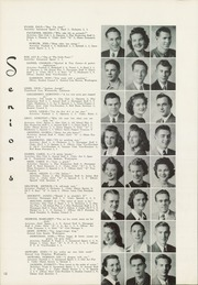 Page 16, 1943 Edition, Auburn High School - Invader Yearbook (Auburn, WA) online yearbook collection