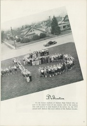 Page 7, 1943 Edition, Auburn High School - Invader Yearbook (Auburn, WA) online yearbook collection