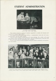 Page 9, 1943 Edition, Auburn High School - Invader Yearbook (Auburn, WA) online yearbook collection