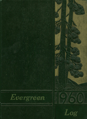 1960 Edition, Evergreen High School - Log Yearbook (Vancouver, WA)
