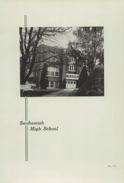 Page 11, 1945 Edition, Snohomish High School - Kla Ta Wa Yearbook (Snohomish, WA) online yearbook collection