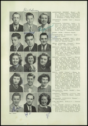 Page 16, 1947 Edition, Snohomish High School - Kla Ta Wa Yearbook (Snohomish, WA) online yearbook collection