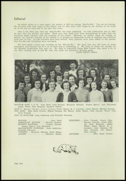 Page 8, 1947 Edition, Snohomish High School - Kla Ta Wa Yearbook (Snohomish, WA) online yearbook collection