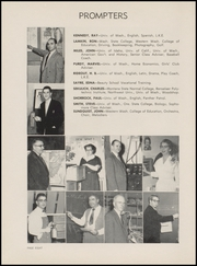 Page 12, 1957 Edition, Snohomish High School - Kla Ta Wa Yearbook (Snohomish, WA) online yearbook collection