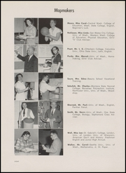 Page 12, 1958 Edition, Snohomish High School - Kla Ta Wa Yearbook (Snohomish, WA) online yearbook collection