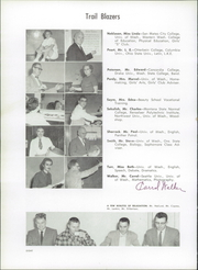 Page 12, 1959 Edition, Snohomish High School - Kla Ta Wa Yearbook (Snohomish, WA) online yearbook collection
