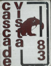 1983 Edition, Cascade High School - Vista Yearbook (Everett, WA)