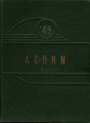 1949 Edition, Oak Harbor High School - Acorn Yearbook (Oak Harbor, WA)