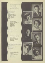 Page 10, 1949 Edition, Oak Harbor High School - Acorn Yearbook (Oak Harbor, WA) online yearbook collection