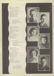 Page 12, 1949 Edition, Oak Harbor High School - Acorn Yearbook (Oak Harbor, WA) online yearbook collection