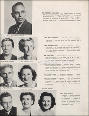 Page 12, 1946 Edition, Lake Washington High School - Reveille Yearbook (Kirkland, WA) online yearbook collection