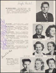 Page 13, 1946 Edition, Lake Washington High School - Reveille Yearbook (Kirkland, WA) online yearbook collection