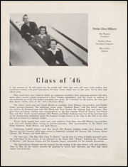 Page 16, 1946 Edition, Lake Washington High School - Reveille Yearbook (Kirkland, WA) online yearbook collection