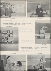 Page 15, 1950 Edition, Lake Washington High School - Reveille Yearbook (Kirkland, WA) online yearbook collection