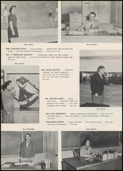 Page 16, 1950 Edition, Lake Washington High School - Reveille Yearbook (Kirkland, WA) online yearbook collection