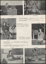 Page 17, 1950 Edition, Lake Washington High School - Reveille Yearbook (Kirkland, WA) online yearbook collection