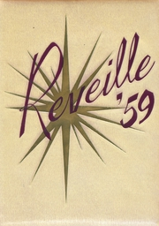 1959 Edition, Lake Washington High School - Reveille Yearbook (Kirkland, WA)