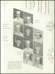 Page 13, 1959 Edition, Lake Washington High School - Reveille Yearbook (Kirkland, WA) online yearbook collection