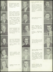 Page 17, 1959 Edition, Lake Washington High School - Reveille Yearbook (Kirkland, WA) online yearbook collection