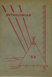 Page 1, 1954 Edition, Bethel High School - Bethelonian Yearbook (Spanaway, WA) online yearbook collection