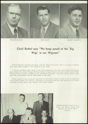Page 11, 1954 Edition, Bethel High School - Bethelonian Yearbook (Spanaway, WA) online yearbook collection
